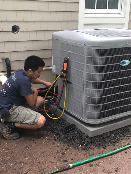 AC Installation Englewood